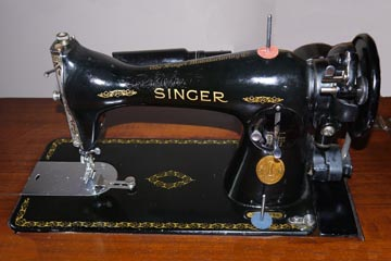 singer 15j sewing machine