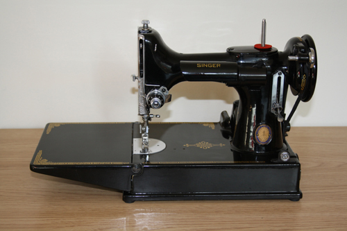 Singer Featherweight 40 40K And 40J Sewing Machines Enchanting 1947 Singer Featherweight Sewing Machine
