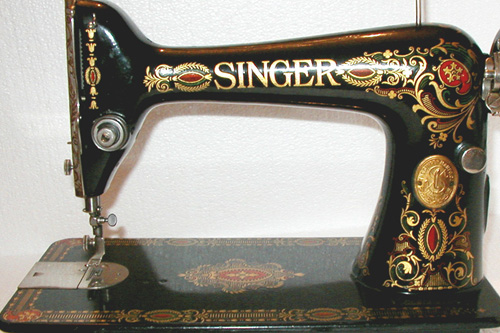 singer sewing machine decals for sale