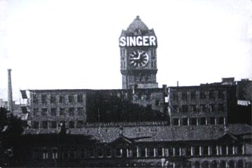 Singer Clock Tower