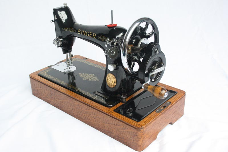 crank sewing machine for sale