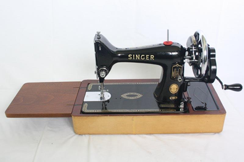 Singer 40K Hand Crank Sewing Machine Inspiration Hand Sewing Machine
