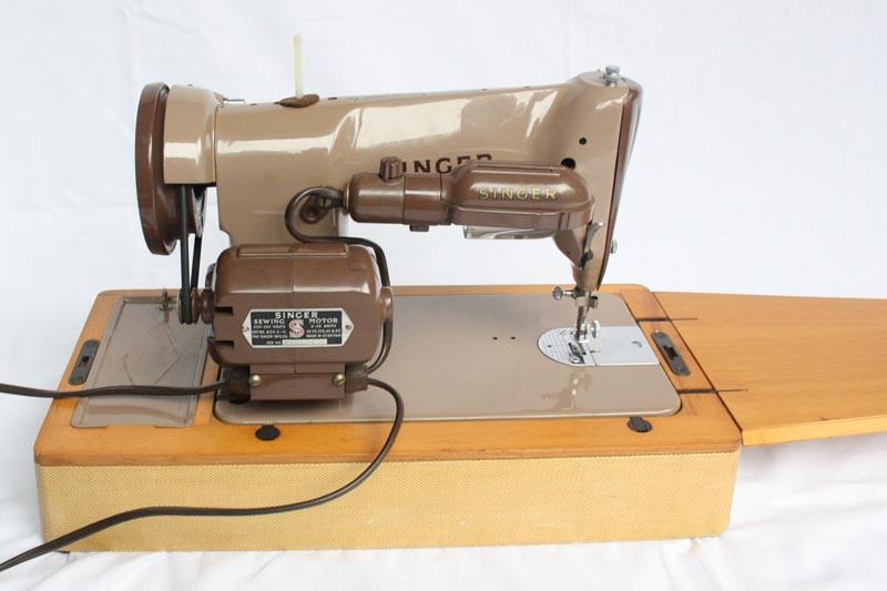 singer sewing machine 185k