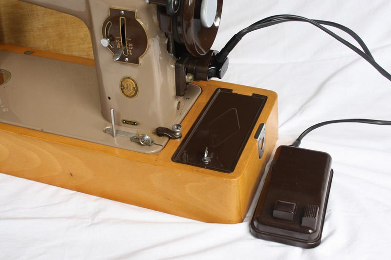 Singer 201k sewing machine for sale for Singer sewing machine motor controller