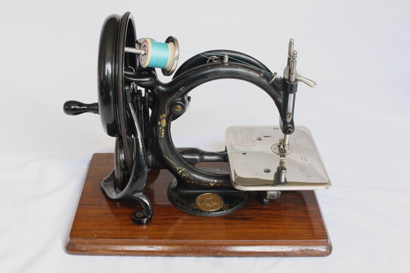 Willcox And Gibbs WG Chain Stitch Sewing Machine For Sale Magnificent Willcox And Gibbs Sewing Machine