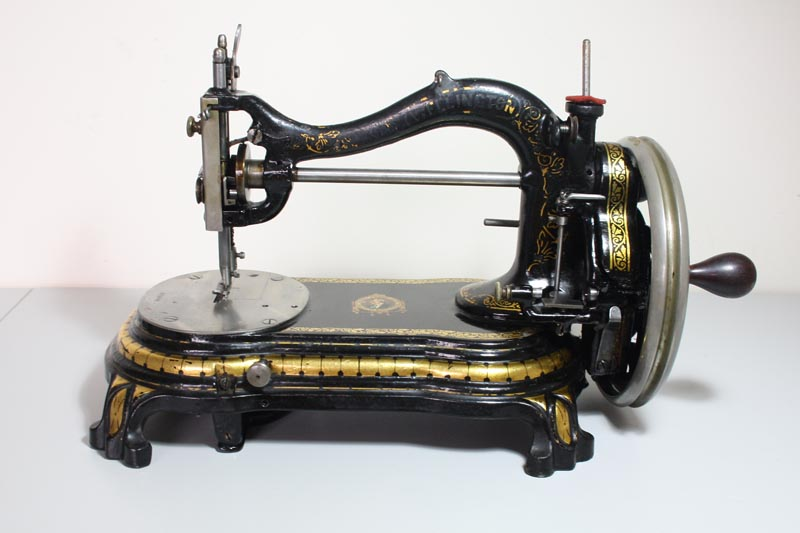 Bradbury 'Duke Of Wellington' Sewing Machine Adorable Sewing Machine Wellington
