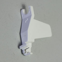 sewing machine needle threader attachment