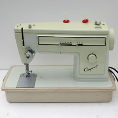 identify singer sewing machine model