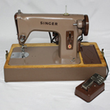 antique singer sewing machine identification